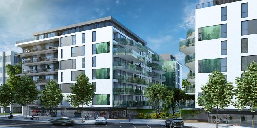 מעולה דירות למכירה בתל אביב, פרויקטים חדשים בתל אביב - YBOX FX-99